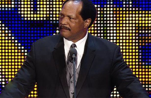 Ron Simmons on various topics