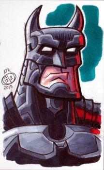 Batman Injustice by Chad73
