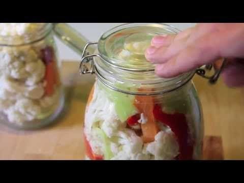 ▶ Ассорти из маринованных овощей. Быстро, вкусно и очень просто. - YouTube