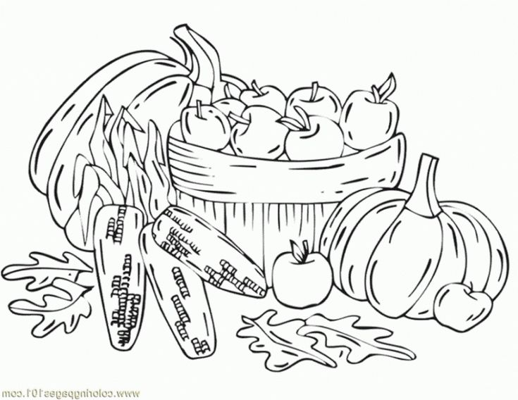 coloring pages fall k - photo#47