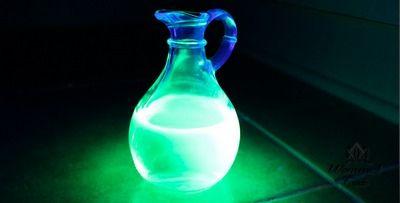 Светящаяся жидкость | Женское кредо