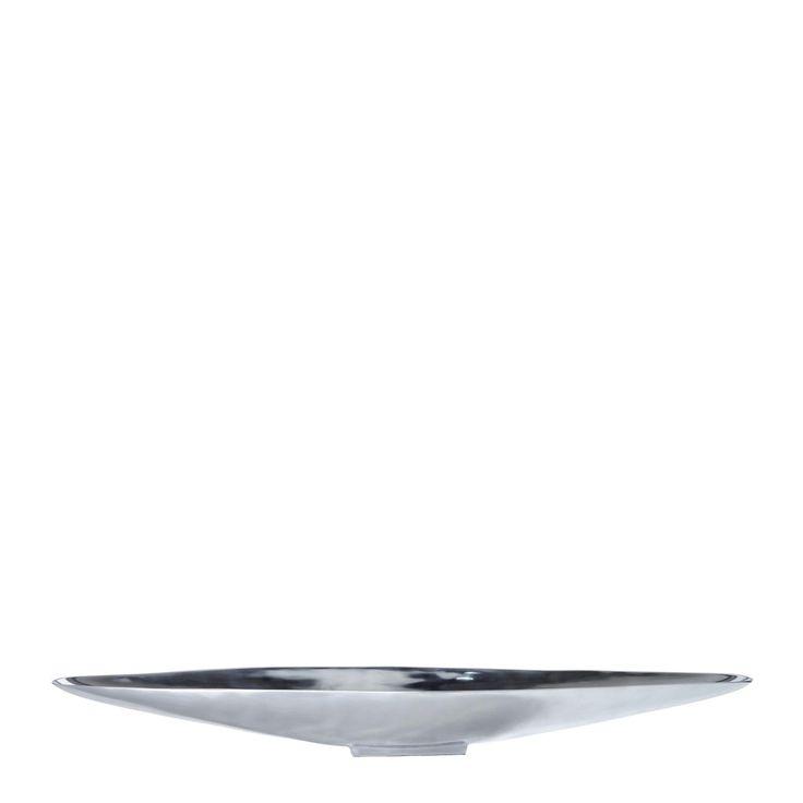 Ambia Home DEKOSCHALE, Silber, Grau Jetzt bestellen unter: https://moebel.ladendirekt.de/dekoration/aufbewahrung/schalen/?uid=e2fb5206-431d-5dea-af0e-21ec68a940f2&utm_source=pinterest&utm_medium=pin&utm_campaign=boards #aufbewahrung #dekoration #schalen