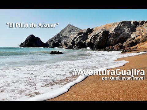 Cabo de la Vela, Pilon Azucar - LA GUAJIRA Desert, Caribbean coast, Colombia - YouTube