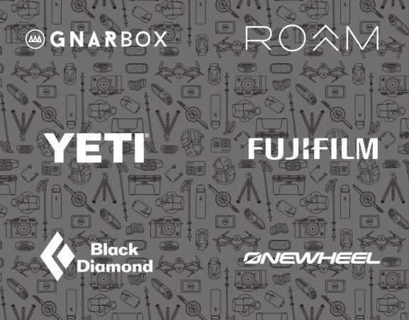 Win a DJI Mavic Pro, GNARBOX 256GB, GoPro HERO 6, Yeti Tundra 65 cooler, FUJIFILM X-Pro2 Camera with XF23mmF2 Lens and Lens Hood Kit in Graphite Edition and more worth $10,000.00!    23 ways to enter!