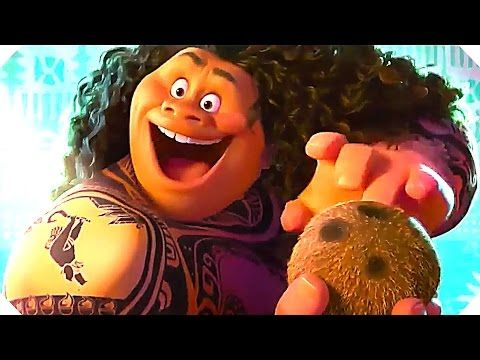 Disney's MOANA - You're Welcome - FULL Song (Animation, 2016) - YouTube