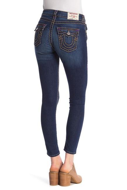 f80ca2a57 Image of True Religion Jennie Curvy Skinny Jeans Rock Revival