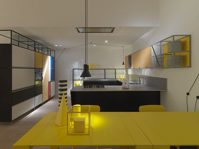 Meccanica #kitchen | Demode Engineered By Valcucine
