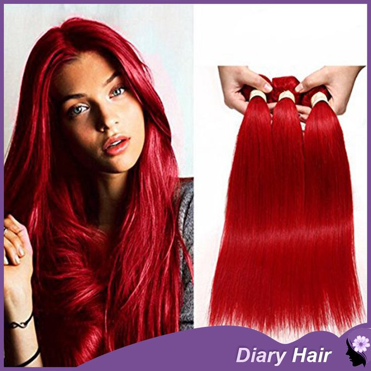 96 best diary hair images on pinterest virgin hair hair weaves find more hair weaves information about 7a grade red ombre virgin hair straight brazilian 100 unprocessed remy hair extentions cheap affordable best human pmusecretfo Image collections