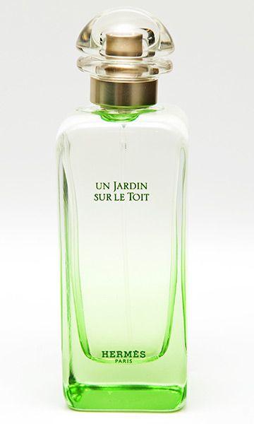 Un Jardin sur le Toit by Hermes, Paris: Is green the new black? £55.50  #Perfume #Hermes