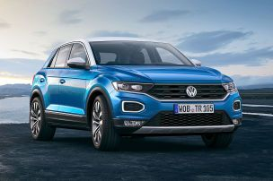 Alle infos zum neuen VW T-Roc