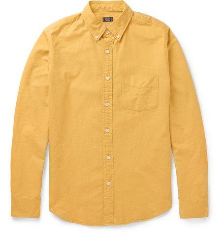 Curry shirt