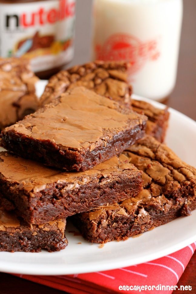 3-Ingredient Brownies