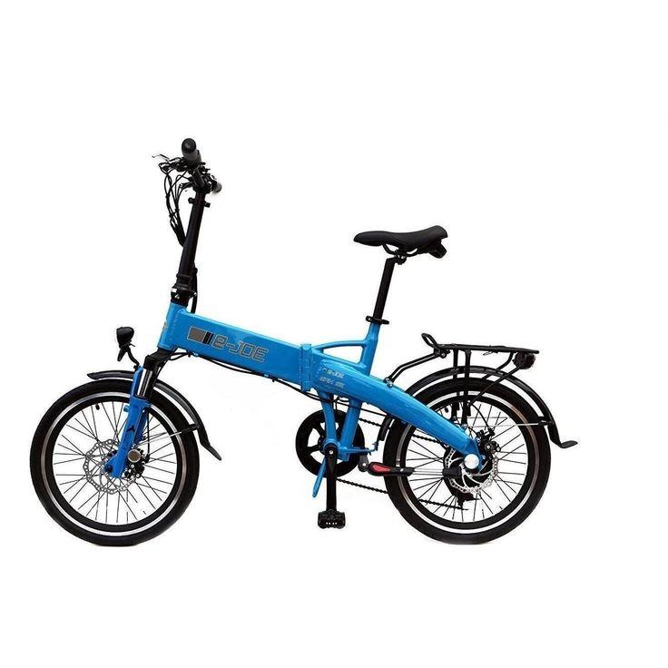 2017 E-Joe Epik Folding Electric Bike