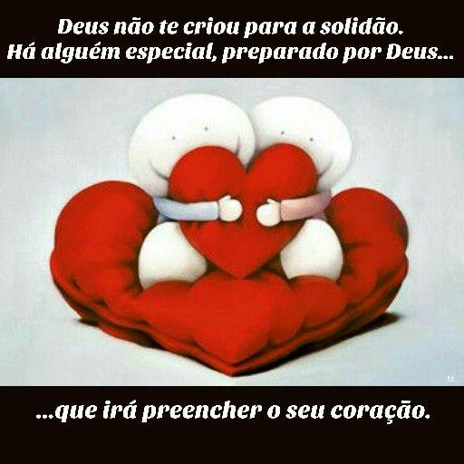 #Deus #Amor #AlguémEspecial #Coracão