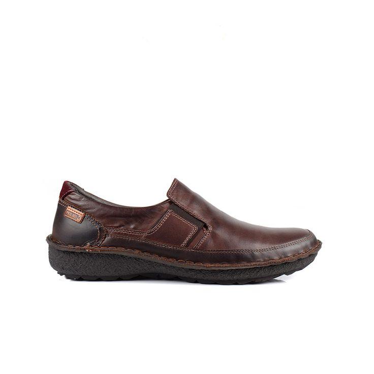Comprar Zapato Casual Hombre Pikolinos ZLRV Café | Freeport