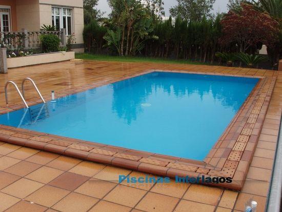 18 best images about coronaci n de piscinas on pinterest for Borde piscina hormigon
