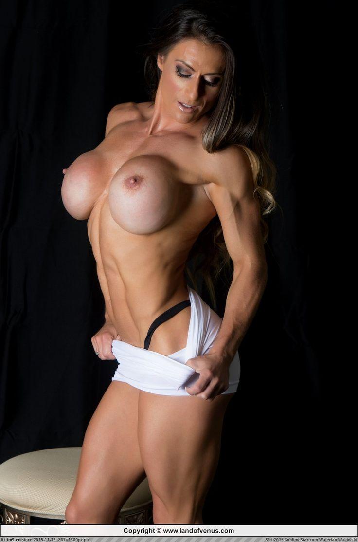 Consider, that Fitness model porn female