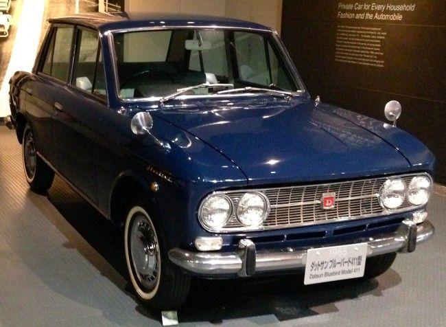 1965 Datsun Bluebird 411