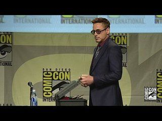 Avengers: Age of Ultron: Comic-Con 2014: Panel --  -- http://www.movieweb.com/movie/avengers-age-of-ultron/comic-con-2014-panel
