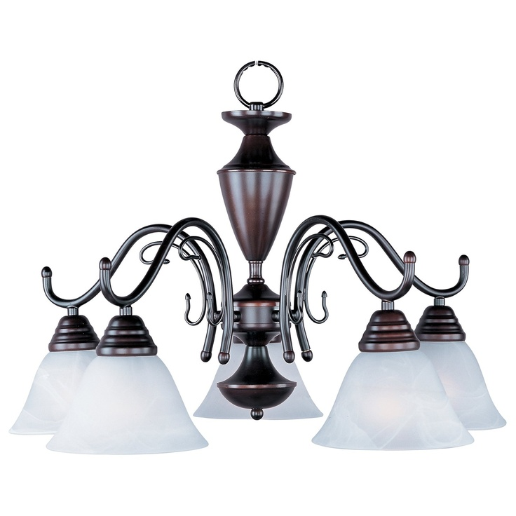 57 best home light fixtures and ceiling fans images on pinterest maxim 11062 newport down light chandelier 25w in oil rubbed bronze mozeypictures Gallery
