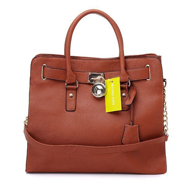 $68 Newest Michael Kors Hamilton Large Brown Totes have Arrived!