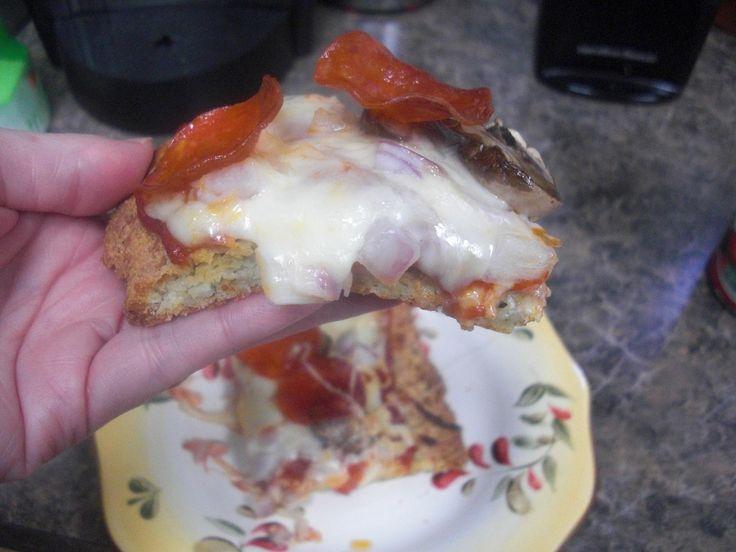 Best Low Carb Pizza Crust Recipe