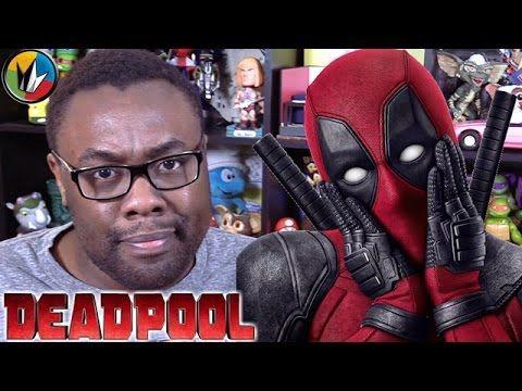DEADPOOL Movie (2016) - Catching Up with Andre - Videot --> http://www.comics2film.com/marvel/deadpool/deadpool-movie-2016-catching-up-with-andre/  #Deadpool