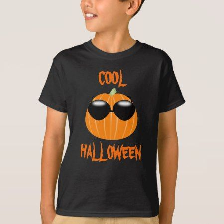 Cool Halloween T-Shirt - click/tap to personalize and buy