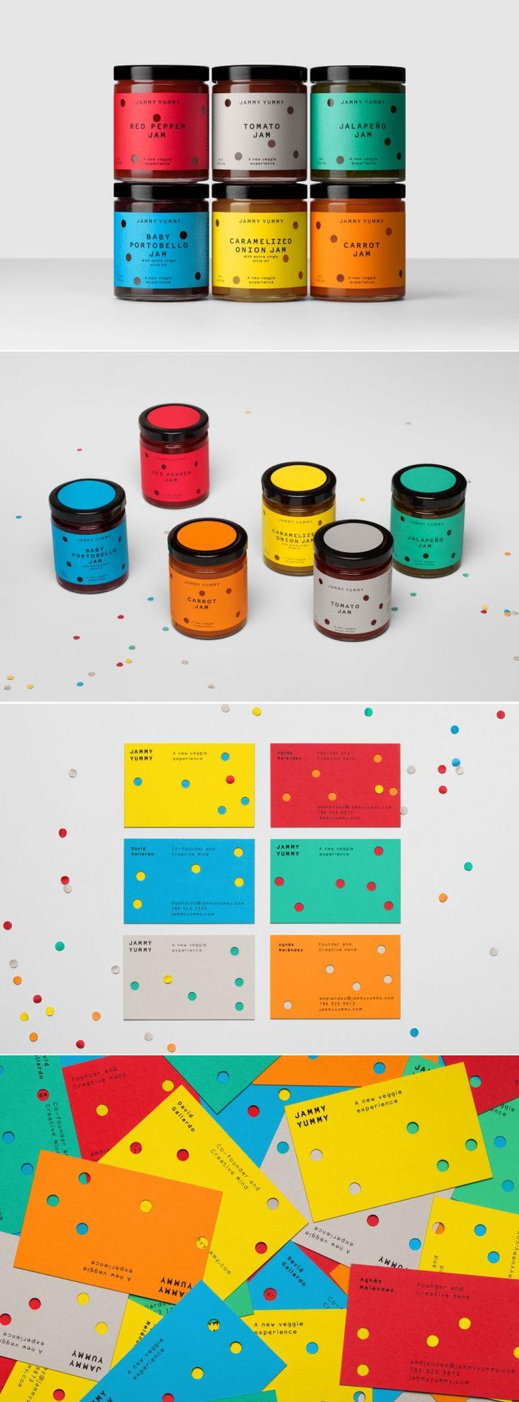 Jammy Yummy — The Dieline - Branding & Packaging Design