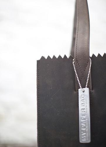 MY PAPER BAG Dark Chocolate