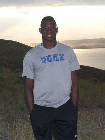 BYU football recruit Charles West shot in arm while playing pickup basketball | Deseret News