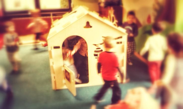 nasza realizacja 1domku dla przedszkola wooden house design for children plywood house for kids play house exterior interior