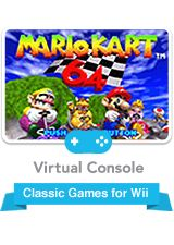 Learn more details about Mario Kart 64 for Wii and take a look at gameplay screenshots and videos.