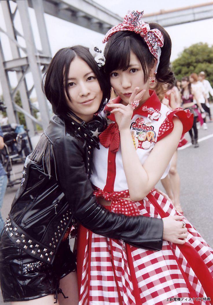 Jurina Matsui, Mayu Watanabe #SKE48 #AKB48