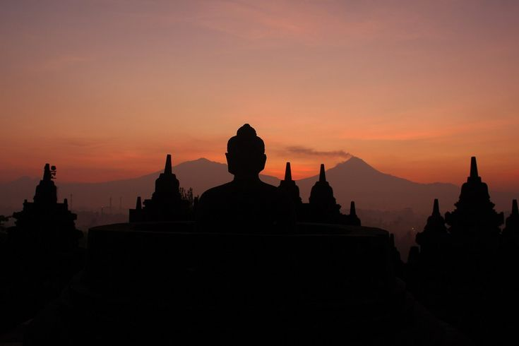 A must-see in Indonesia. Borobudur Temple Yogyakarta.