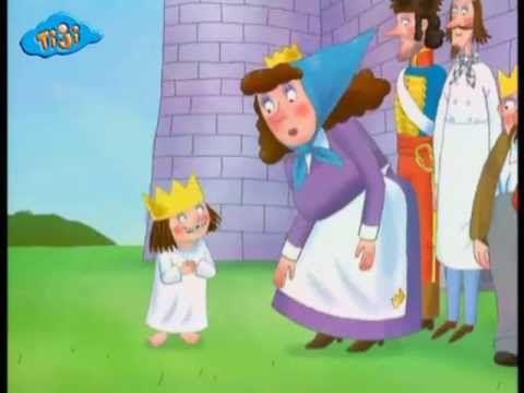 Petite Princesse: Je veux ma dent.