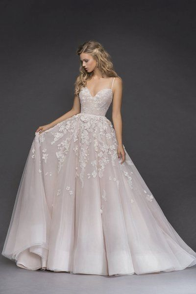Romantic Bridal Dresses #weddingdresses