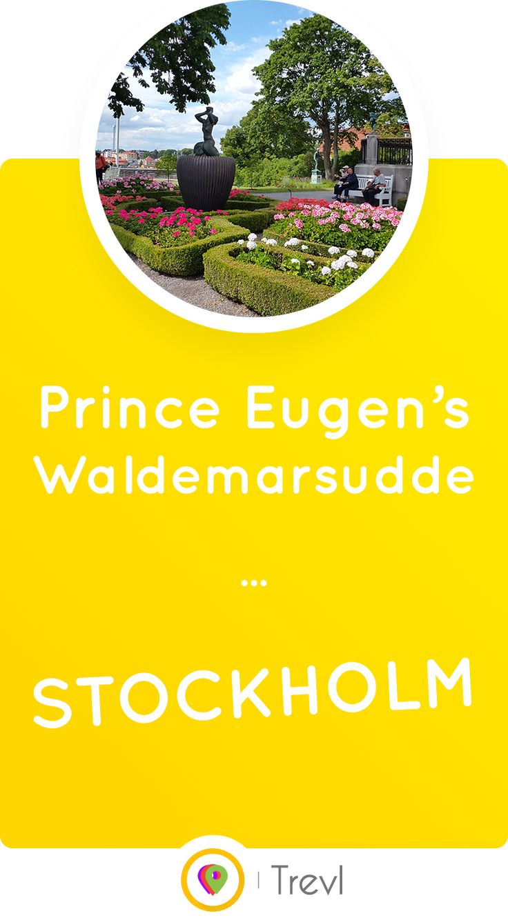 Explore the former residence of Prince of Sweden Eugen on Djurgården in Stockholm, which is now the home of Sweden's most beautiful art museum.