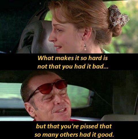 As Good As It Gets 1997 Jack Nicholson Helen Hunt Romantic Films Best Movie Lines Movie Director