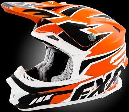 FXR Racing - Blade Race Snell Helmet
