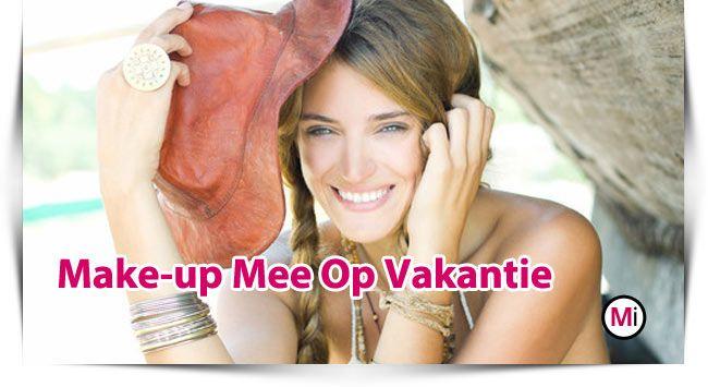 Make-up Mee Op Vakantie En Citytrip