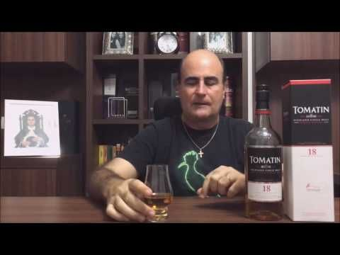 61: Review Tomatin 18 anos.
