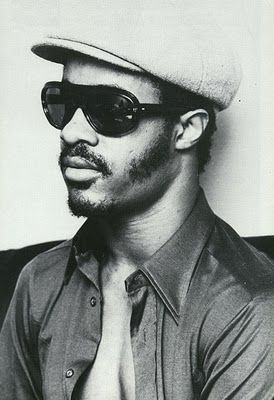 Young picture of the great, lengendary, multiple grammy winner and song writer Stevie Wonder, he is a wonder....his music lifts my soul.