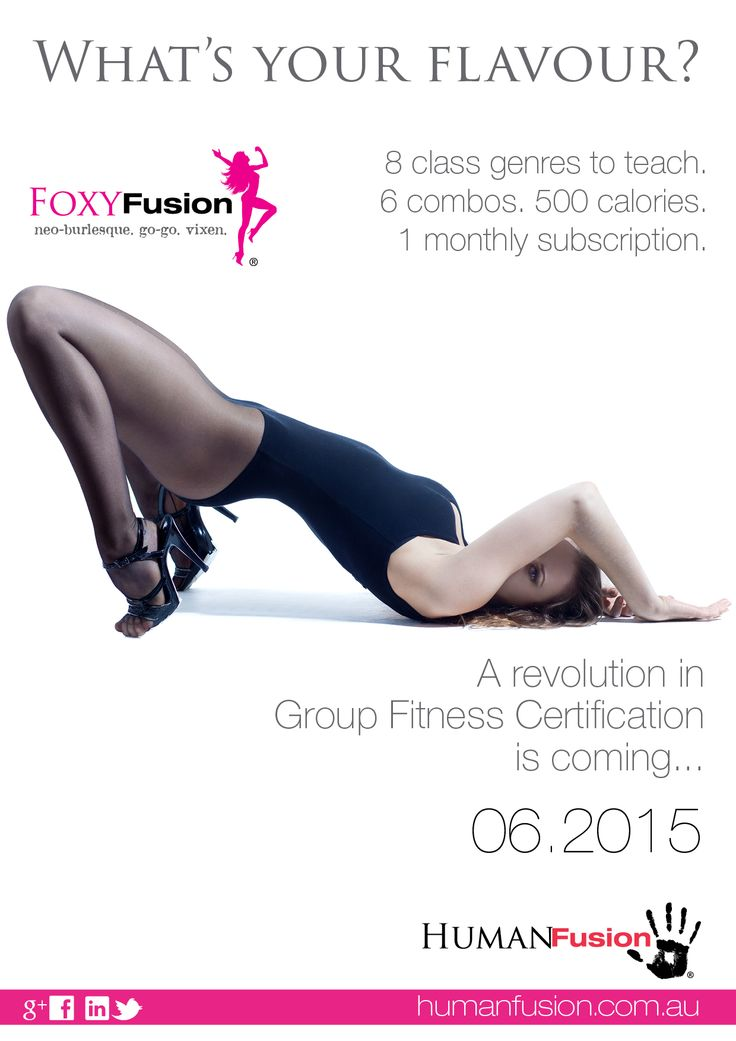 Get Certified to teach FoxyFusion! Online Certification!