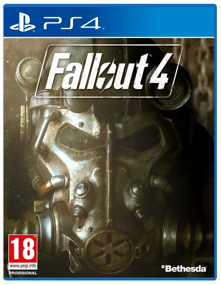 Fallout 4 (PS4) - Must get,Much want