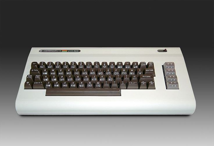 Commodore Vic 20.  My first personal computer.  The best memories are playing basic games from cassette tapes.  You had to fast forward to the right counter number to find the program.  Although, my favorite may have been the Gorf cartridge.  Or Omega Race.