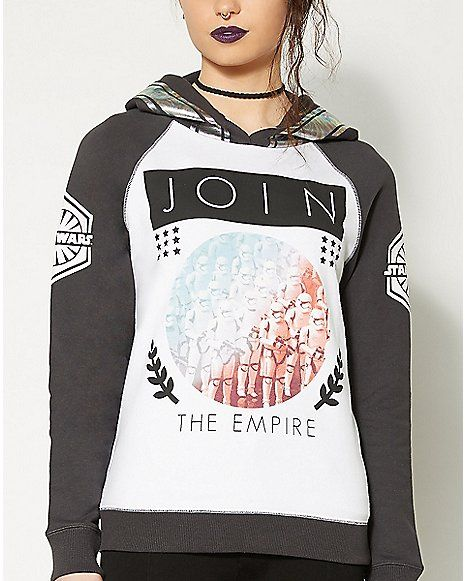 Join the Empire Star Wars Hoodie - Spencer's