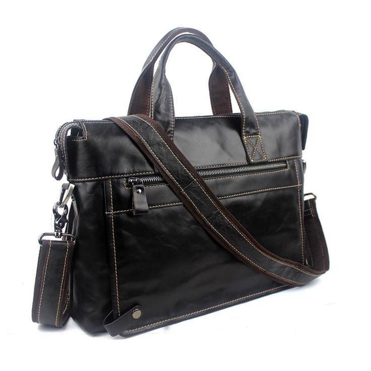 Men,s Elite Quality Real Leather Briefcase(new 1)