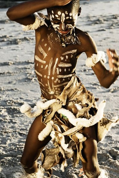 South Africa - Traditional Dance, Cape Town
