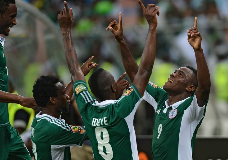 Brown Ideye absence reason why Emenike Flopped